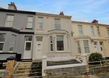 Thumbnail 3 bedroom terraced house for sale in Federation Road, Plymouth, Devon