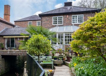 Thumbnail 3 bed link-detached house for sale in Castle Mills, Waterside, Knaresborough, North Yorkshire