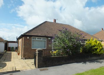 Thumbnail 2 bed bungalow to rent in High Moor Crescent, Leeds