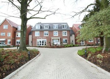 Thumbnail 1 bed property for sale in 11 St John's Lodge, 36 Thorley Lane, Timperley