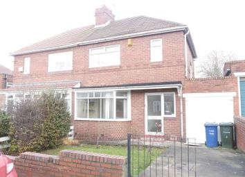 Thumbnail 3 bedroom semi-detached house to rent in Robsheugh Place, Fenham, Newcastle Upon Tyne