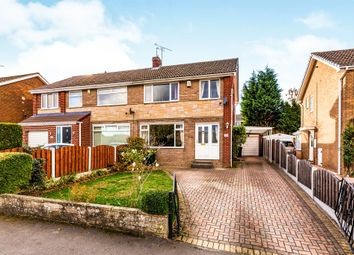 Thumbnail 3 bed semi-detached house for sale in Quarryfield Lane, Maltby, Rotherham