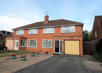 Thumbnail 4 bed semi-detached house for sale in Lilliesfield Avenue, Barnwood, Gloucester