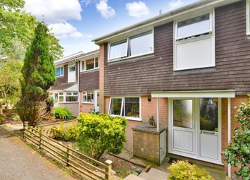 Thumbnail 3 bed terraced house for sale in Mary Dean Close, Tamerton Foliot, Plymouth, Devon
