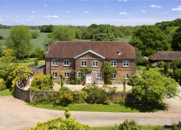 Thumbnail 6 bed detached house for sale in Powder Mill Lane, Leigh, Kent