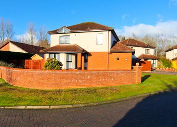 Thumbnail 4 bed detached house for sale in Auchavan Gardens, Glenrothes