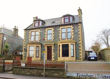 Thumbnail 6 bed detached house for sale in Fernbank House, Lewis Street, Stranraer