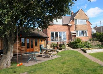 Thumbnail 4 bed detached house for sale in Crown Close, New Whittington, Chesterfield