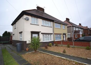 Thumbnail 3 bed semi-detached house to rent in Church Road, Liverpool