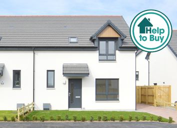 Thumbnail 3 bedroom terraced house for sale in Linkwood Road, Elgin