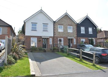 Thumbnail 3 bed end terrace house for sale in Grosvenor Mews, Grosvenor Road, Epsom