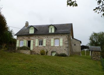 Thumbnail 2 bed detached house for sale in Le Lonzac, Limousin, 19470, France