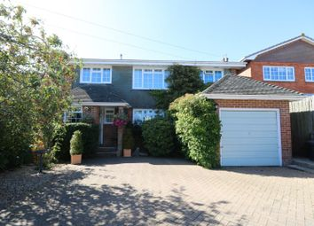 Thumbnail 4 bed detached house for sale in Niton Road, Rookley, Ventnor