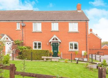 Thumbnail 3 bed end terrace house for sale in West Wick, Weston Super Mare, Somerset
