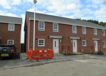 Thumbnail 3 bedroom end terrace house for sale in Heol Pentre Bach, Gorseinon, Swansea, Swansea
