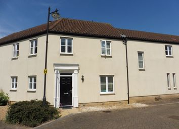 Thumbnail 3 bed terraced house for sale in Playsteds Lane, Great Cambourne, Cambridge