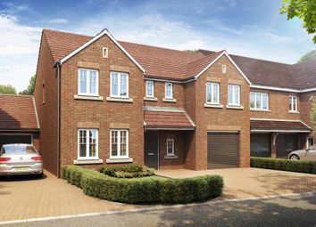 "Thumbnail 4 bed detached house for sale in ""The Chillingham"" at Manor Lane, Maidenhead"