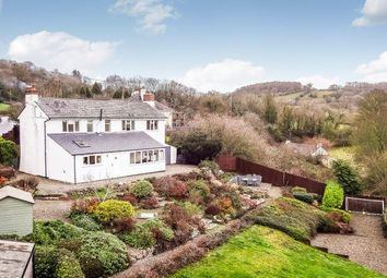 Thumbnail 4 bed detached house for sale in Nantmawr, Oswestry, Shropshire