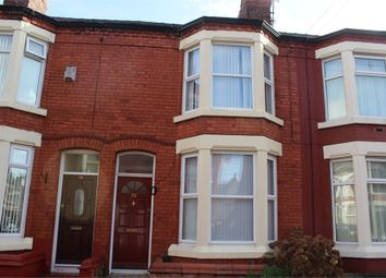Thumbnail 3 bedroom terraced house for sale in Chermside Road, Liverpool, Merseyside