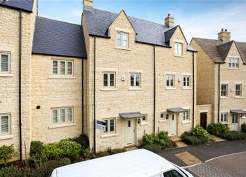 Thumbnail 3 bed terraced house for sale in Middle Mead, Cirencester