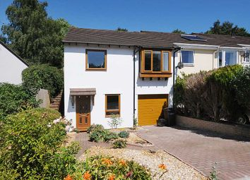 Thumbnail 3 bedroom end terrace house to rent in Fowey Avenue, Torquay