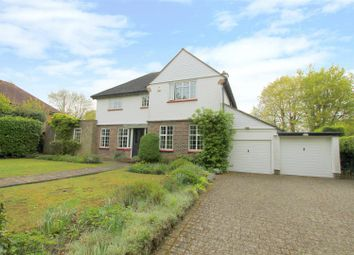 Thumbnail 4 bed property for sale in Woodcote Avenue, Wallington