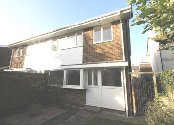 Thumbnail 3 bed semi-detached house to rent in Grove Road South, Southsea