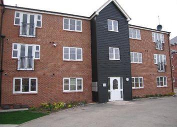 Thumbnail 1 bed flat to rent in Mill Bridge Close, Retford