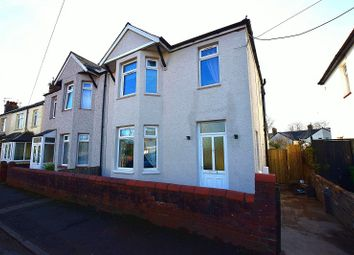 Thumbnail 3 bedroom semi-detached house for sale in Norman Road, Whitchurch, Cardiff.