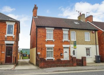 Thumbnail 3 bed semi-detached house for sale in Beechcroft Road, Swindon, Wiltshire