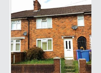 Thumbnail 3 bed terraced house for sale in Sandway Crescent, West Derby, Liverpool