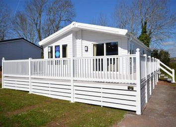 Thumbnail 2 bedroom detached bungalow for sale in Golden Sands Holiday Park, Warren Road, Dawlish Warren, Devon