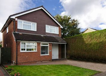 Thumbnail 4 bed detached house for sale in Guys Cliffe Avenue, Walmley, Sutton Coldfield