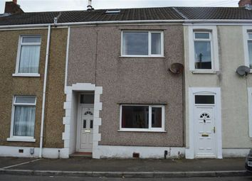 Thumbnail 2 bed terraced house for sale in Edgeware Road, Swansea