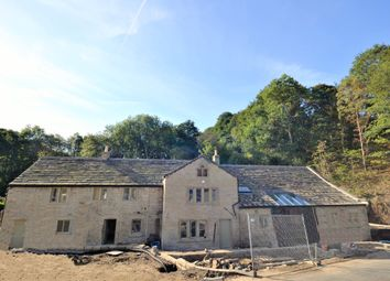 Thumbnail 4 bedroom barn conversion for sale in Gynn Lane, Honley, Holmfirth