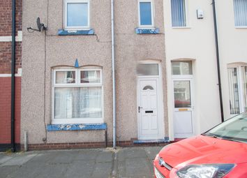 Thumbnail 2 bed terraced house to rent in Dorset Street, Hartlepool