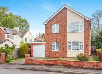 Thumbnail 3 bed detached house for sale in The Hemplands, Collingham