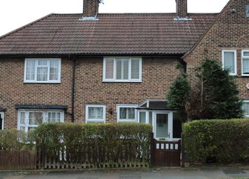Thumbnail 3 bed terraced house for sale in Hedge Walk, London