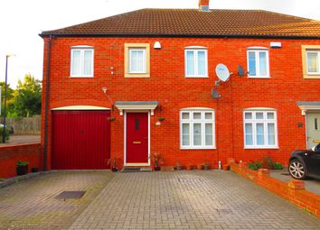 Thumbnail 3 bed semi-detached house for sale in Blandamour Way, Brentry, Bristol
