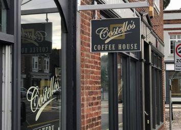 Thumbnail Restaurant/cafe for sale in Railway Street, Pocklington