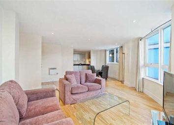 Thumbnail 1 bed flat to rent in Wharf Lane, London