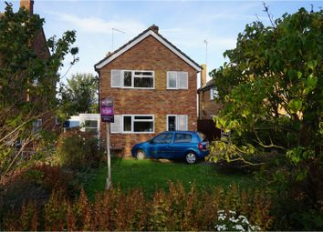 Thumbnail 3 bed detached house for sale in Taunton Avenue, Abington Vale, Northampton