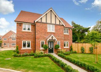 Thumbnail 4 bed detached house for sale in Oak Apples, Elgar Avenue, Crowthorne, Berkshire