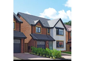 Thumbnail 4 bed detached house for sale in Off Kestrel Close, Congleton