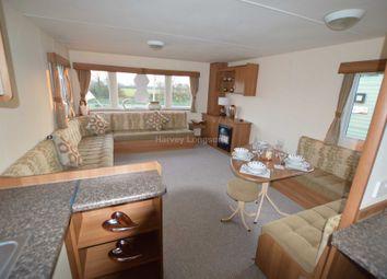 Thumbnail 3 bed mobile/park home for sale in Tarka Holiday Park, Braunton Rd, Ashford, Barnstaple
