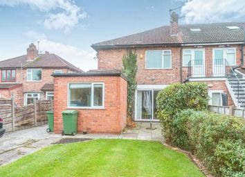 Thumbnail 3 bed semi-detached house for sale in Arderne Road, Timperley, Altrincham, Greater Manchester