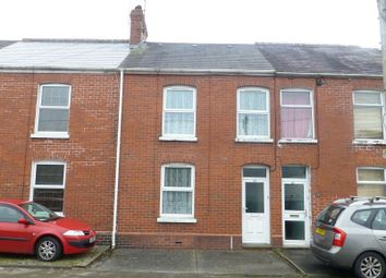 Thumbnail 3 bed terraced house for sale in Pantyffynnon Road, Ammanford, Carmarthenshire.