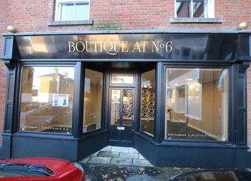 Thumbnail Retail premises for sale in 6 Challacombe Square, Poundbury, Dorchester