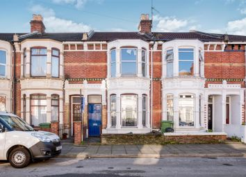 Thumbnail 3 bed terraced house for sale in Liss Road, Southsea
