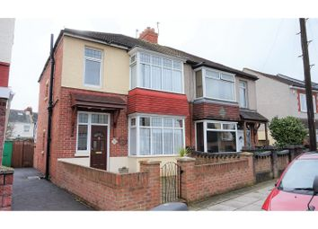 Thumbnail 3 bed end terrace house for sale in Battenburg Avenue, Portsmouth